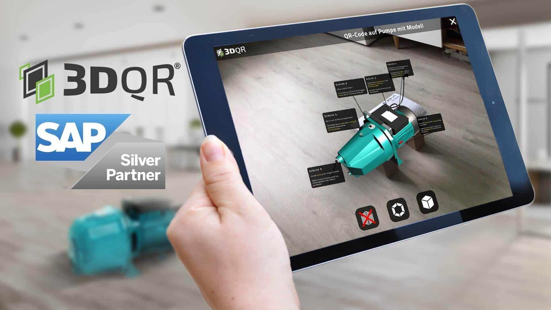 3DQR SAP Silver Partner