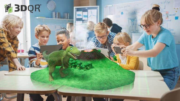 Augmented Reality Digitalisierung im Unterricht